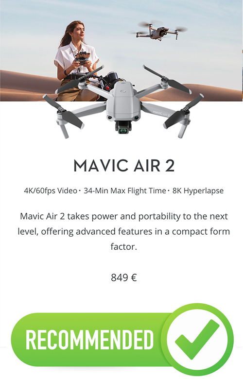 Mavic Air 2